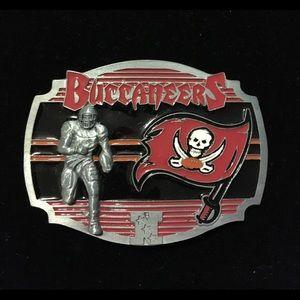 Tampa Bay Buccaneers Belt Buckle.